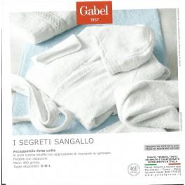 Accappatoio A Scialle I Segreti Sangallo